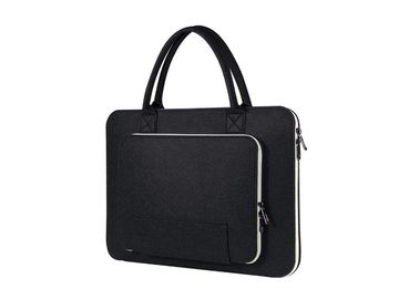 buy 15.6 Inch Custom Laptop Case , Wool Laptop Case Eco Friendly Felt Material online manufacturer